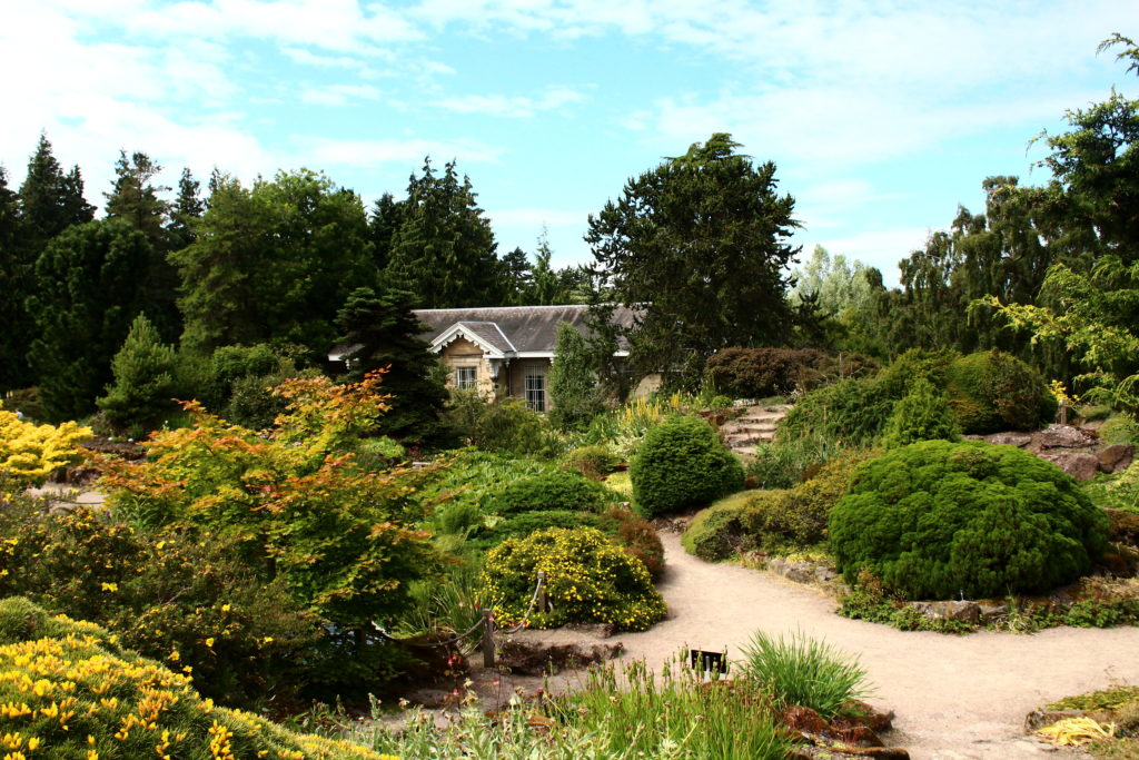 The Royal Botanic Garden, Edinburgh