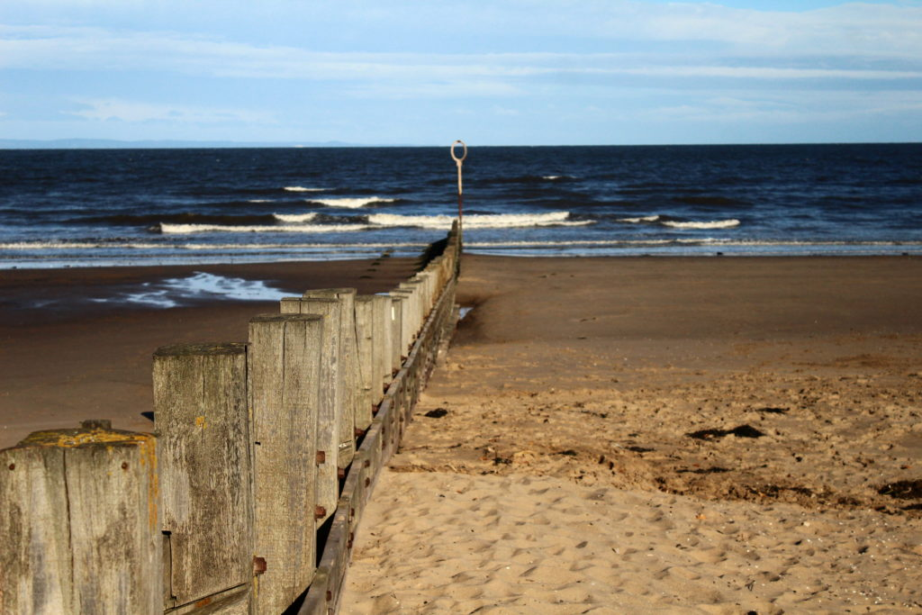 Portobello Beach | Romantic things to do in Edinburgh
