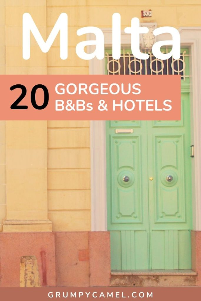 best places to stay in malta