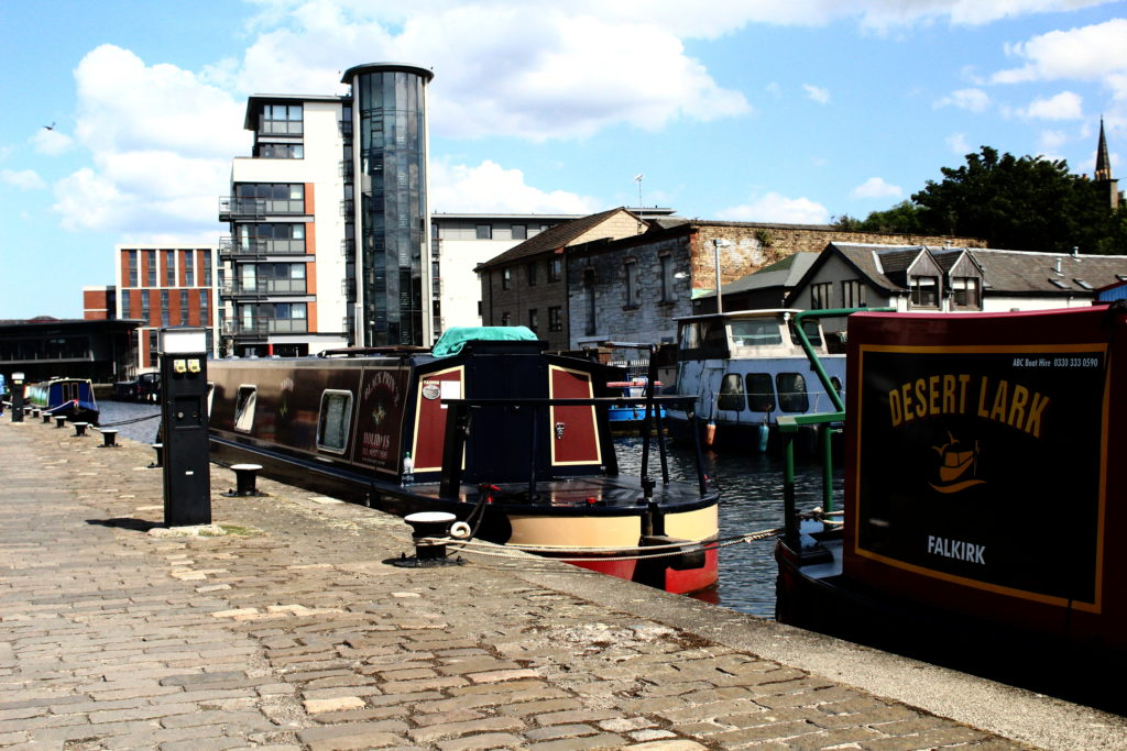 Union Canal   Things to do in Edinburgh in summer