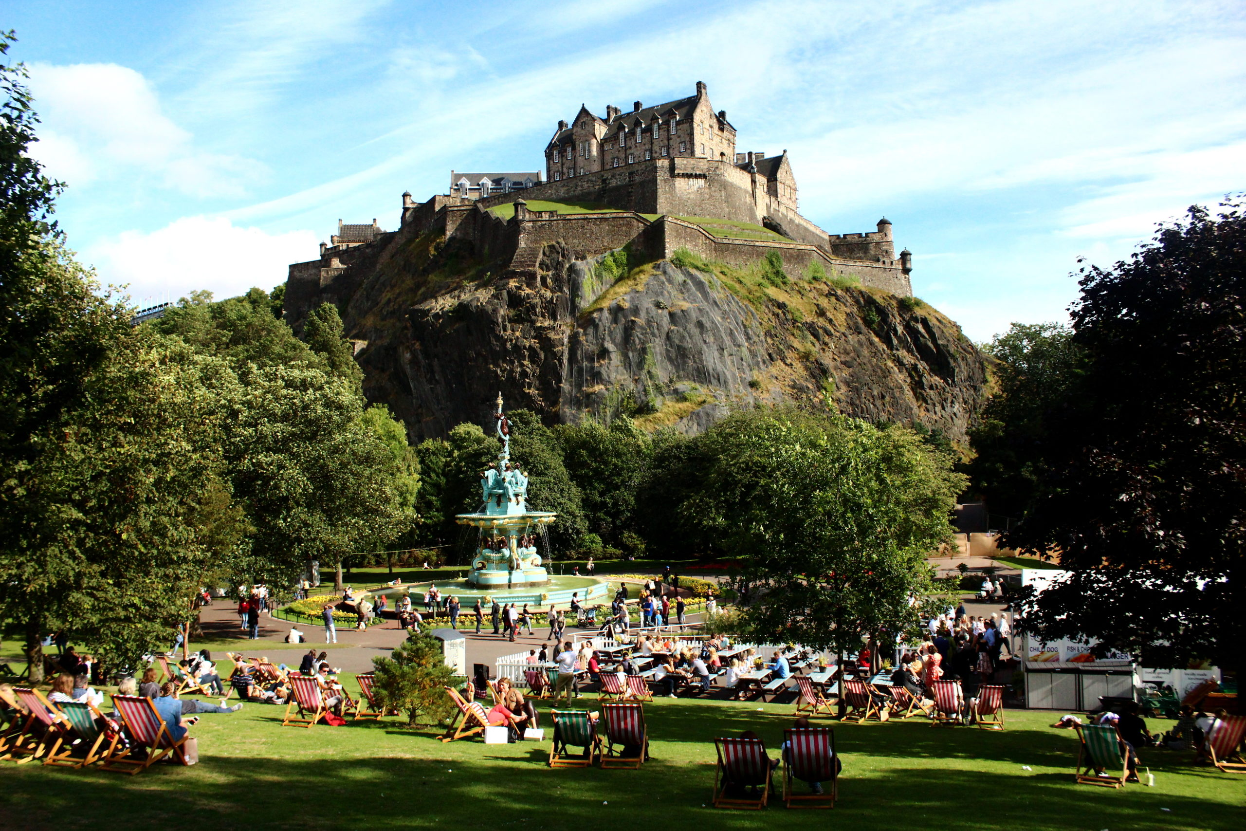 Best things to do in Edinburgh in summer