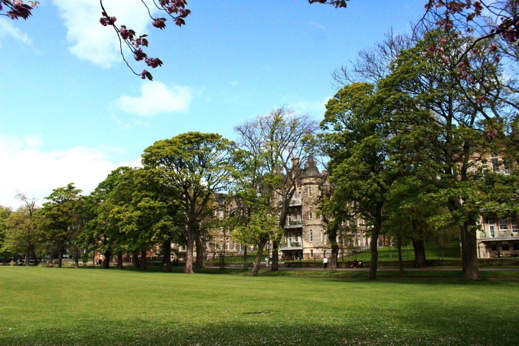 The Meadows | Things to do in Edinburgh in summer