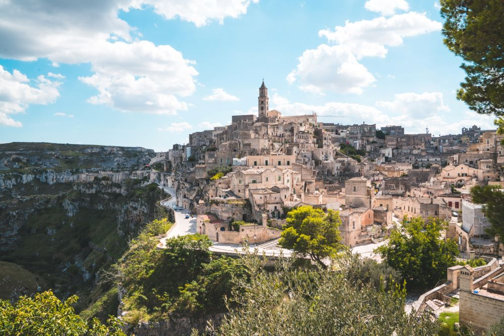 Matera, Italy   Non Touristy Places in Europe