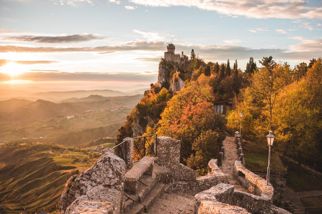 San Marino | Non Touristy Places in Europe