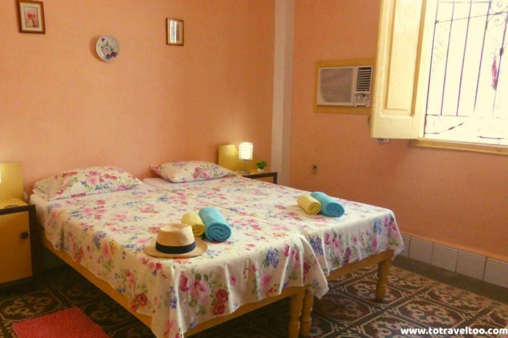 Casa Marta Sierra   Where to stay in Cuba