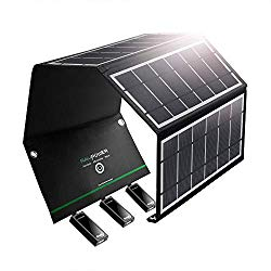 unique travel accessories | solar charger