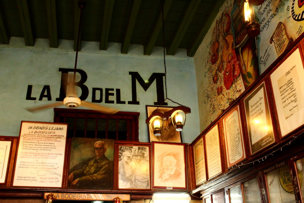 La Bodeguita del Medio | Things to do in Havana