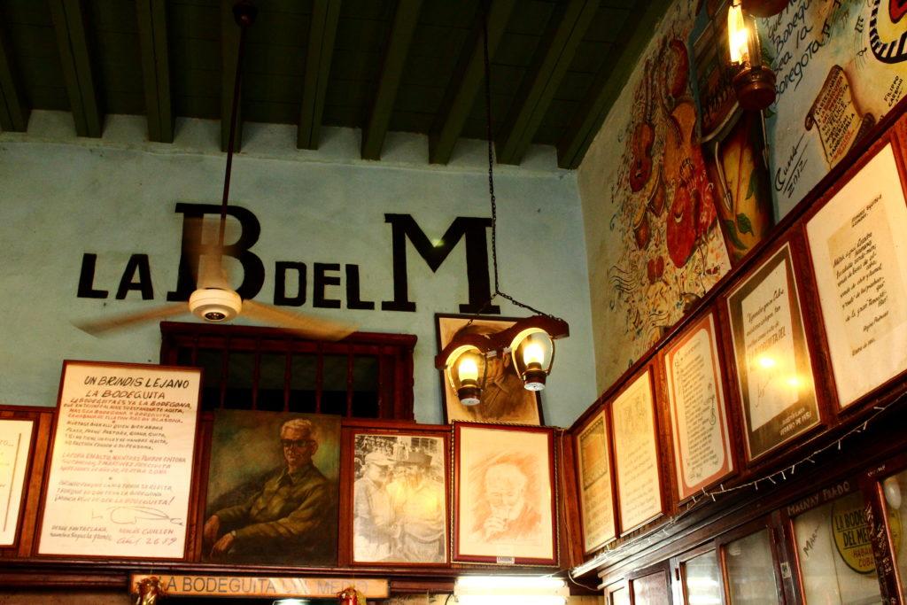 La Bodeguita del Medio | Things to do in Havana