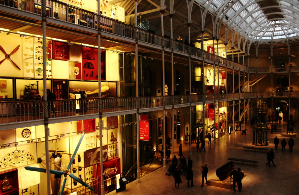 National Museum of Scotland | Things to do in Edinburgh in winter