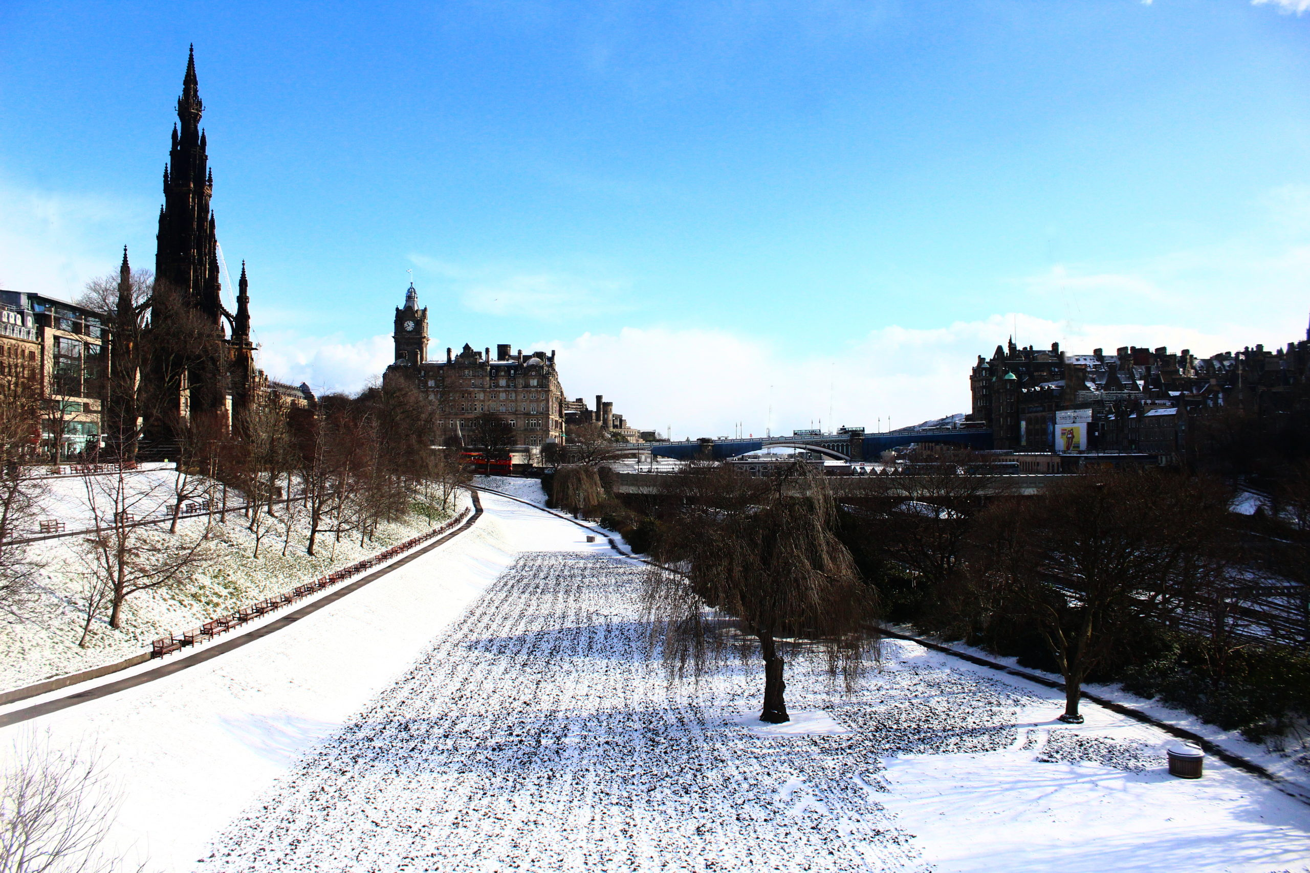 Things to do in Edinburgh in winter