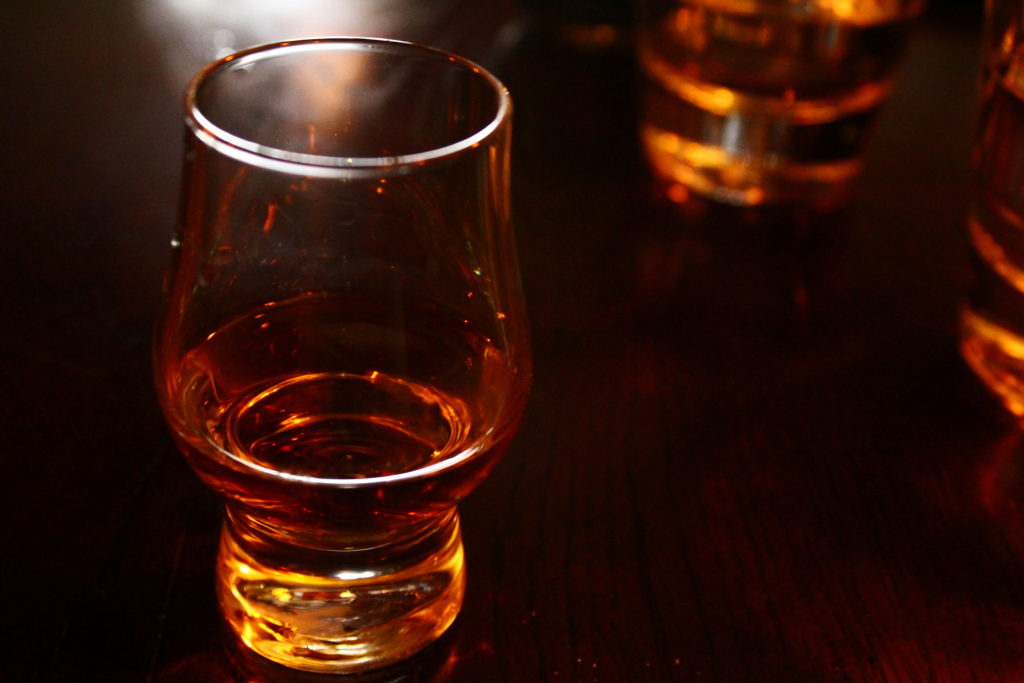 Whisky in Edinburgh | Edinburgh Food Tour