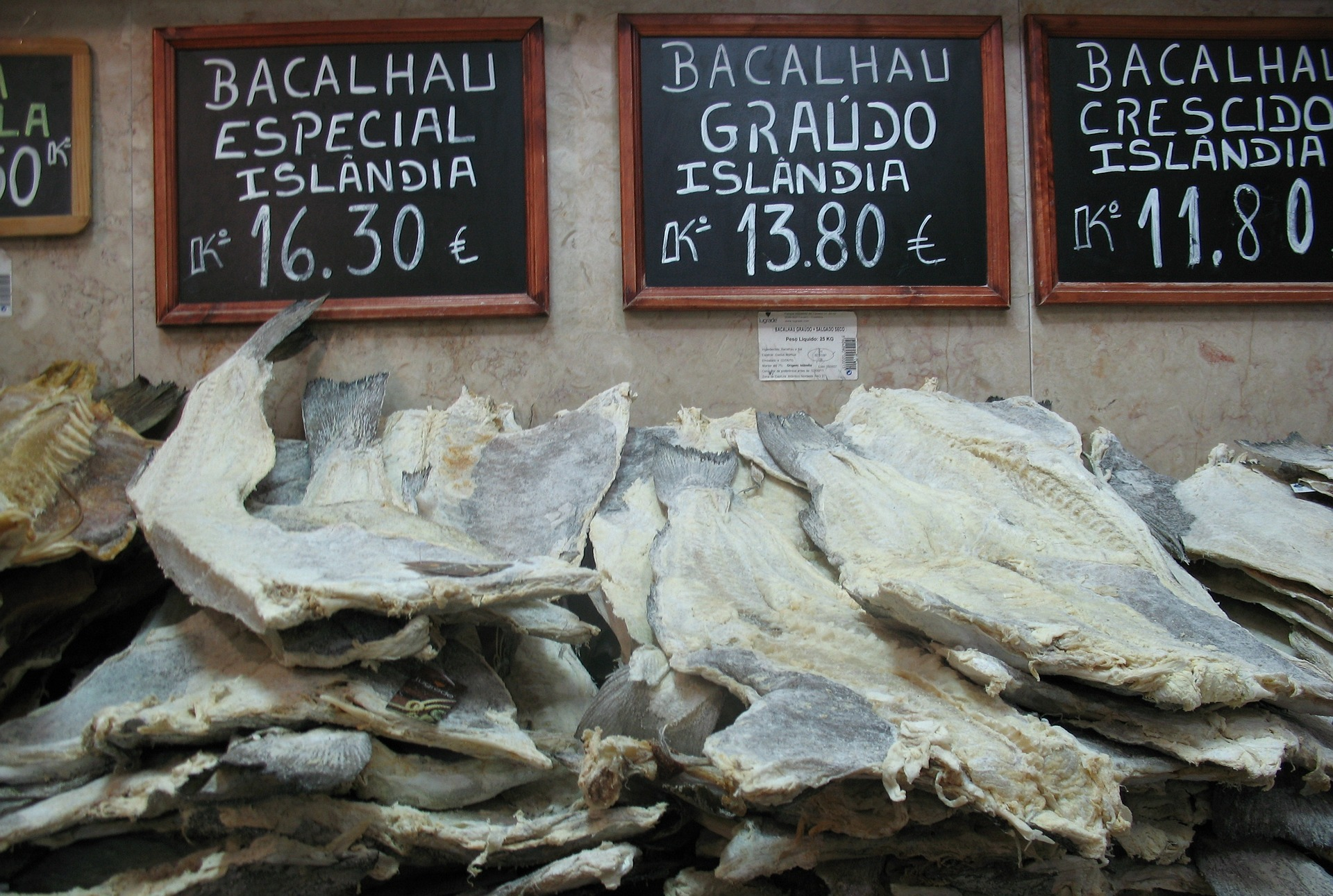 What to eat in Lisbon   Bacalhau is a very popular dish in Lisbon