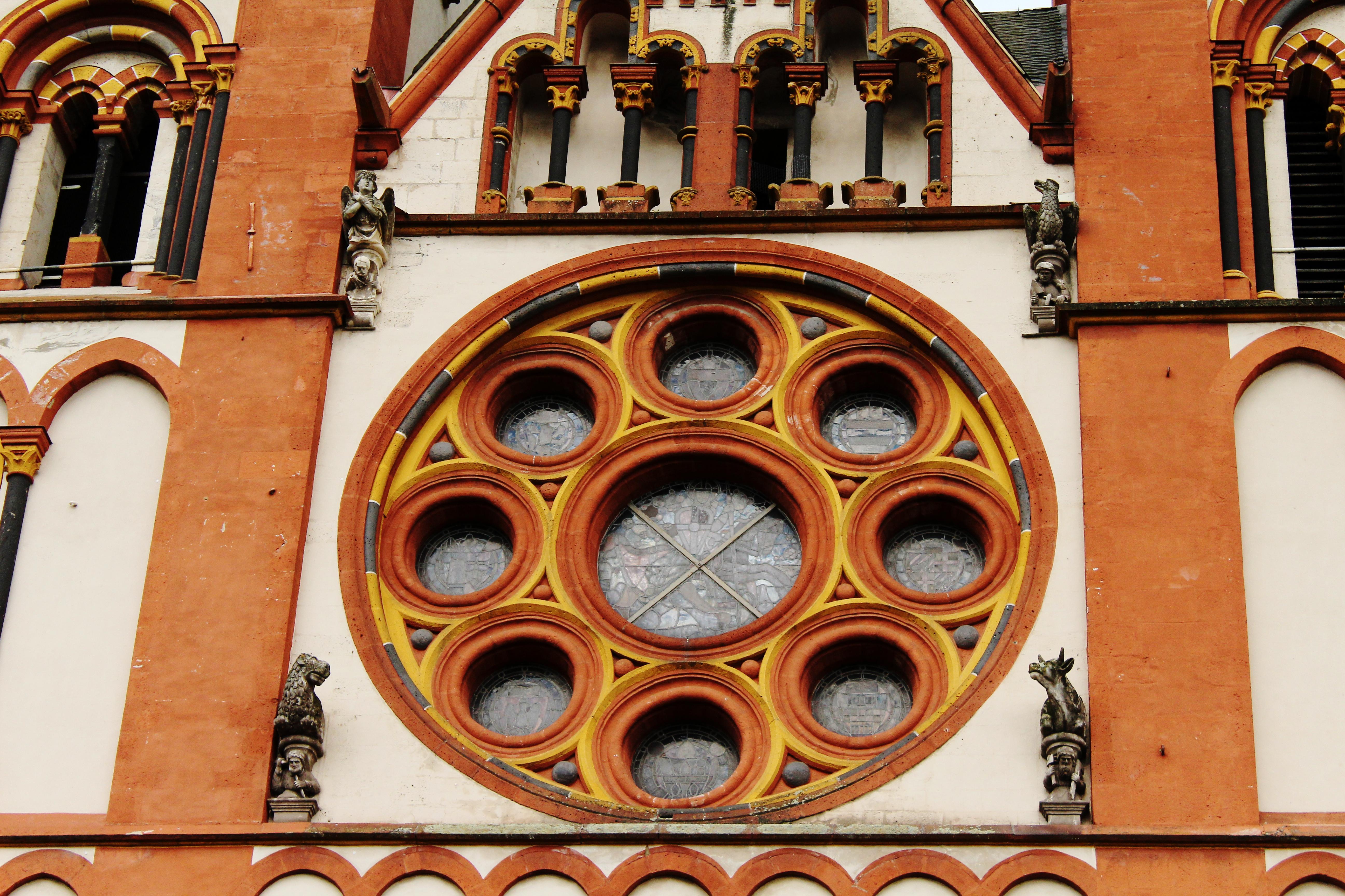 Dom St George in Limburg, Germany