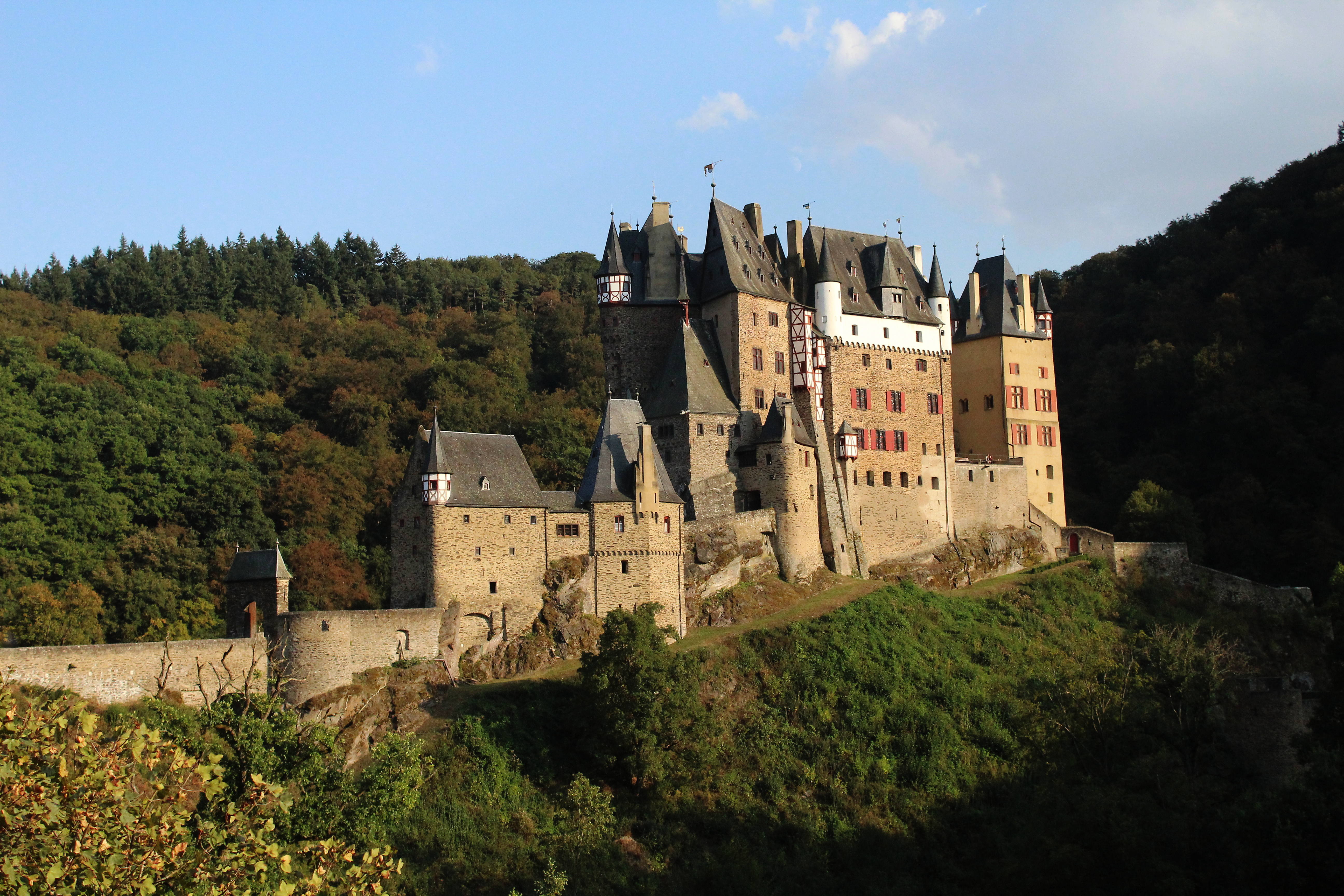 Eltza Castle | Beautiful places in Germany