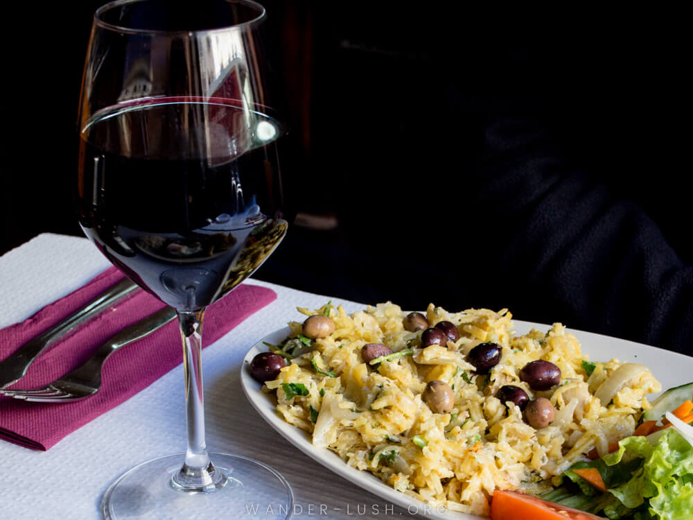 Bacalhau a Bras | What to eat in Lisbon