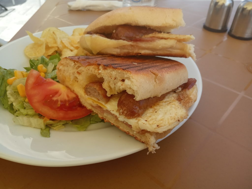 Where to eat in Bugibba