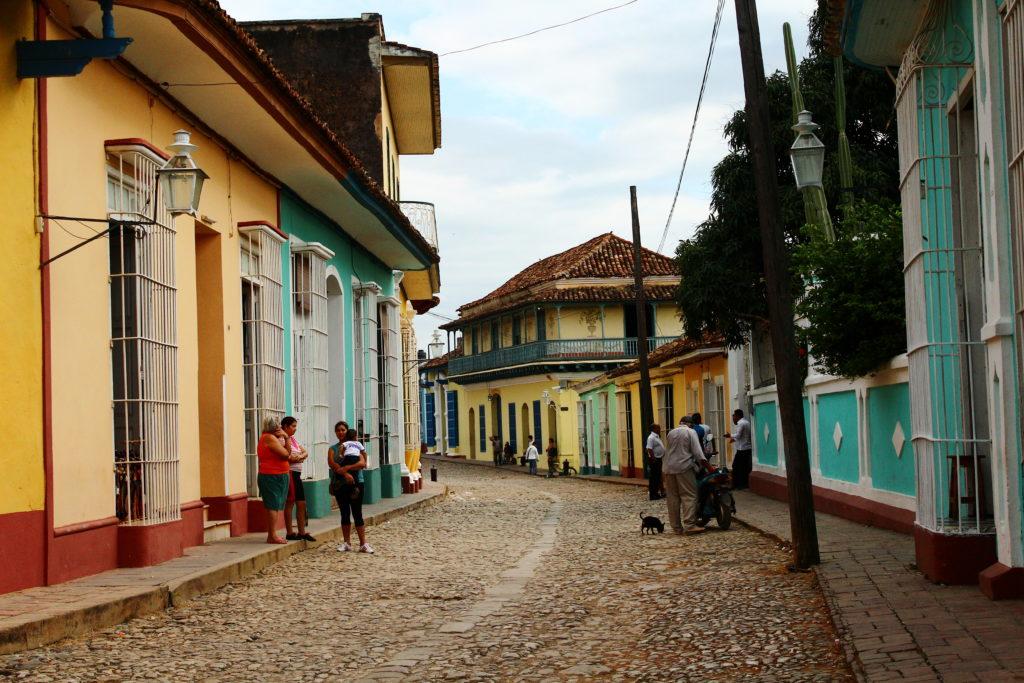 Trinidad   Getting Married in Cuba