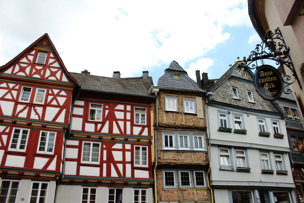 Things to see in the old town of Limburg, Germany