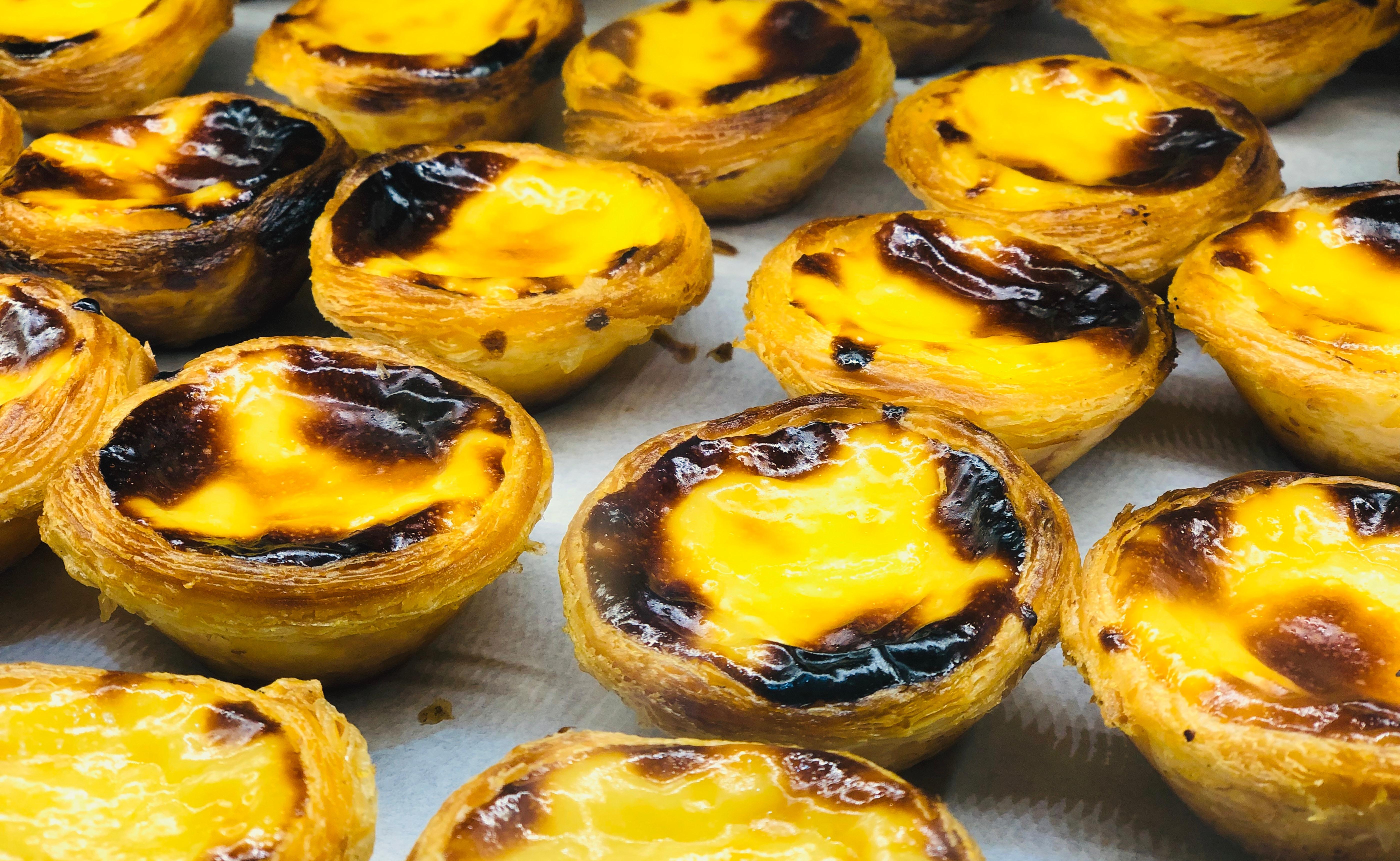 pastel de nata | romantic things to do in lisbon