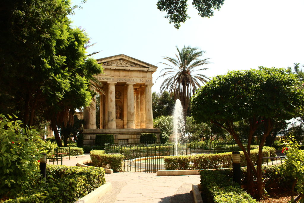 Lower Barrakka Gardens | Things to do in Valletta