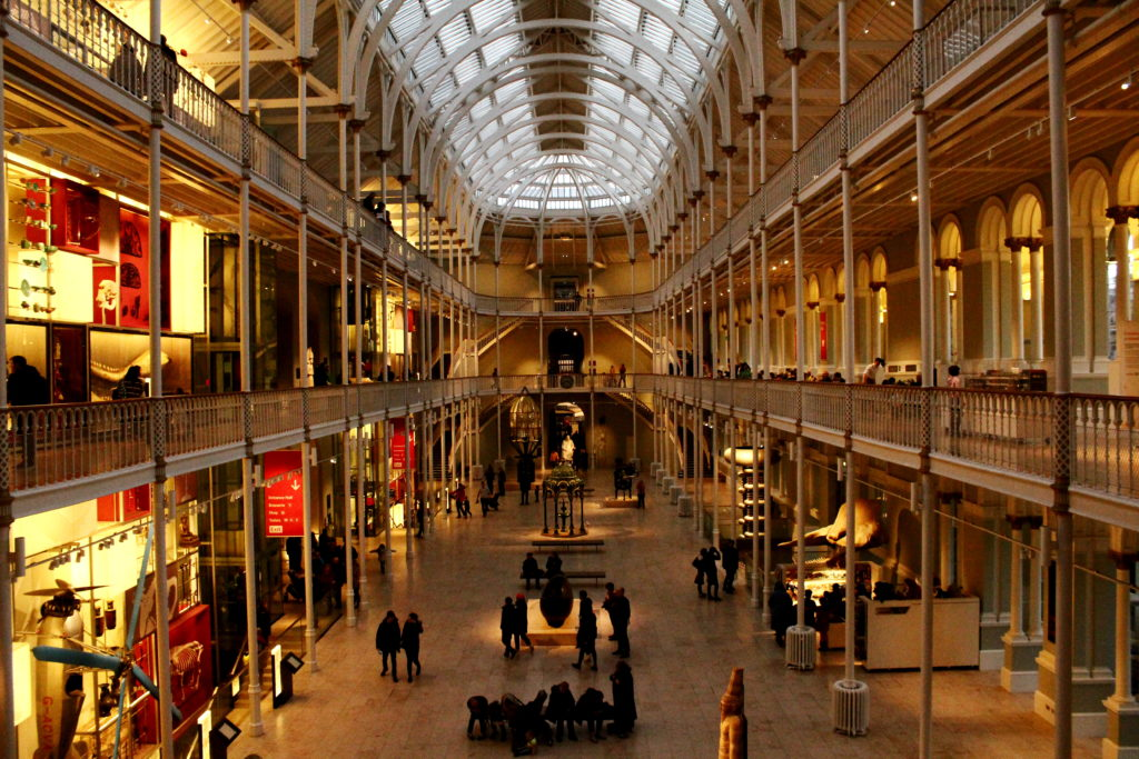 The National Museum of Scotland | Best things to do in Edinburgh