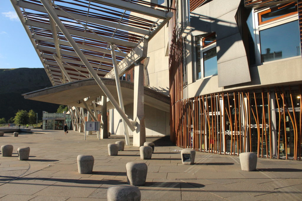 Scottish Parliament Building | Virtual Tours of Scotland