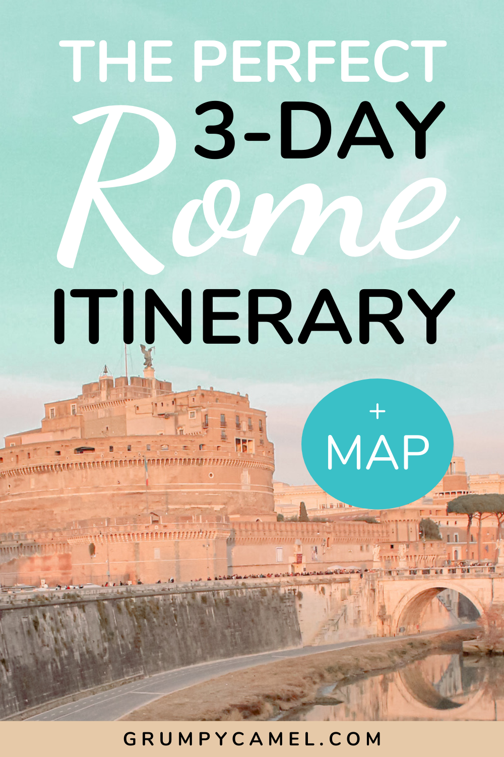 3 Days in Rome itinerary