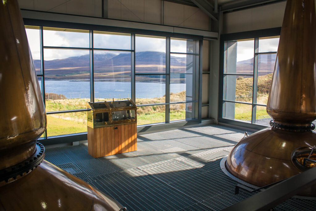 Whisk Tasting on Islay, Scotland | Best UK staycation ideas