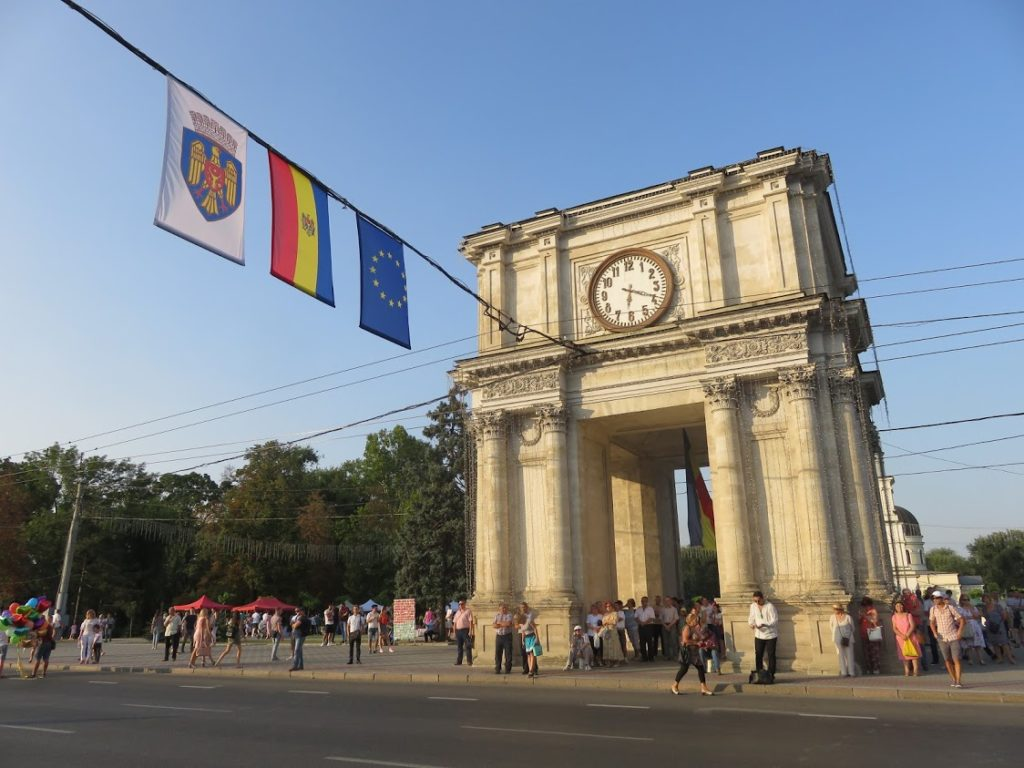 Chisinau, Moldova   Cities in Europe Without Many Tourists