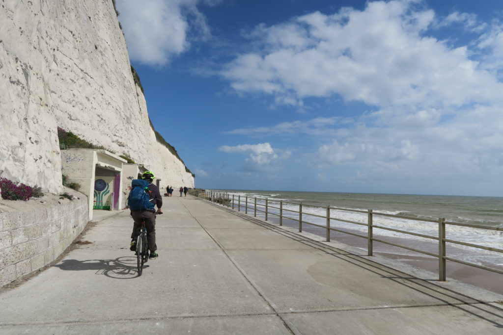 Cycling the Viking Coastal Trail | Best UK staycation ideas