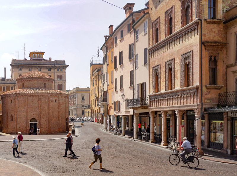 Mantua, Italy   Cities in Europe Without Many Tourists