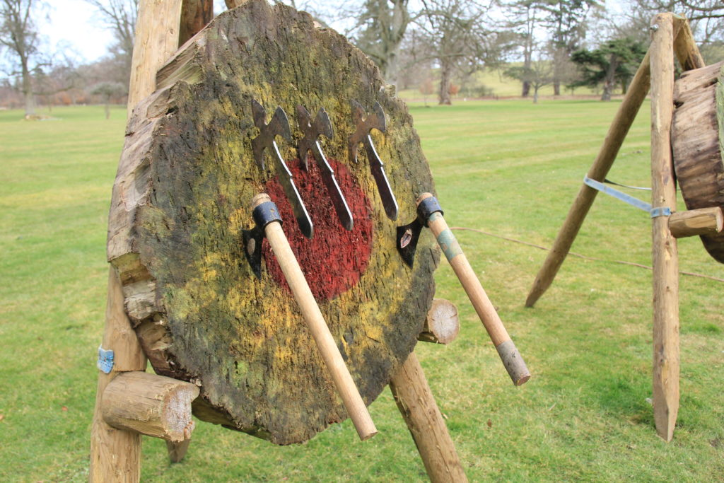 Throw tomahawks in the Scottish Borders | Best UK staycation ideas