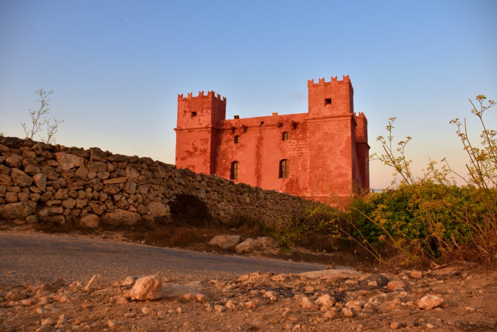 Red Tower, Mellieha | Best Things to Do in Malta