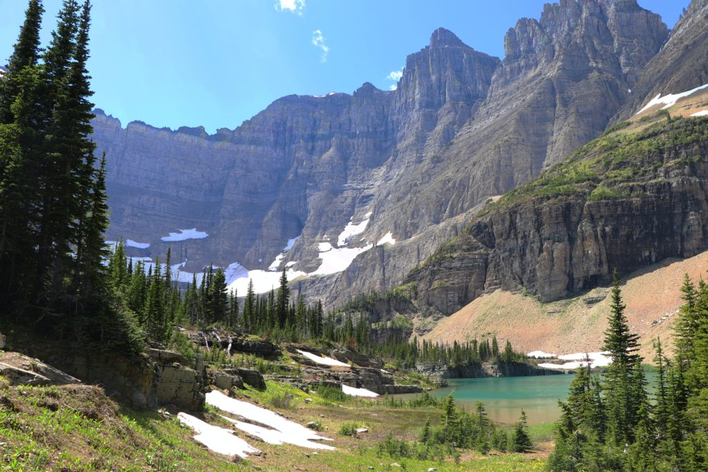 Glacier National Park | Best US road trips