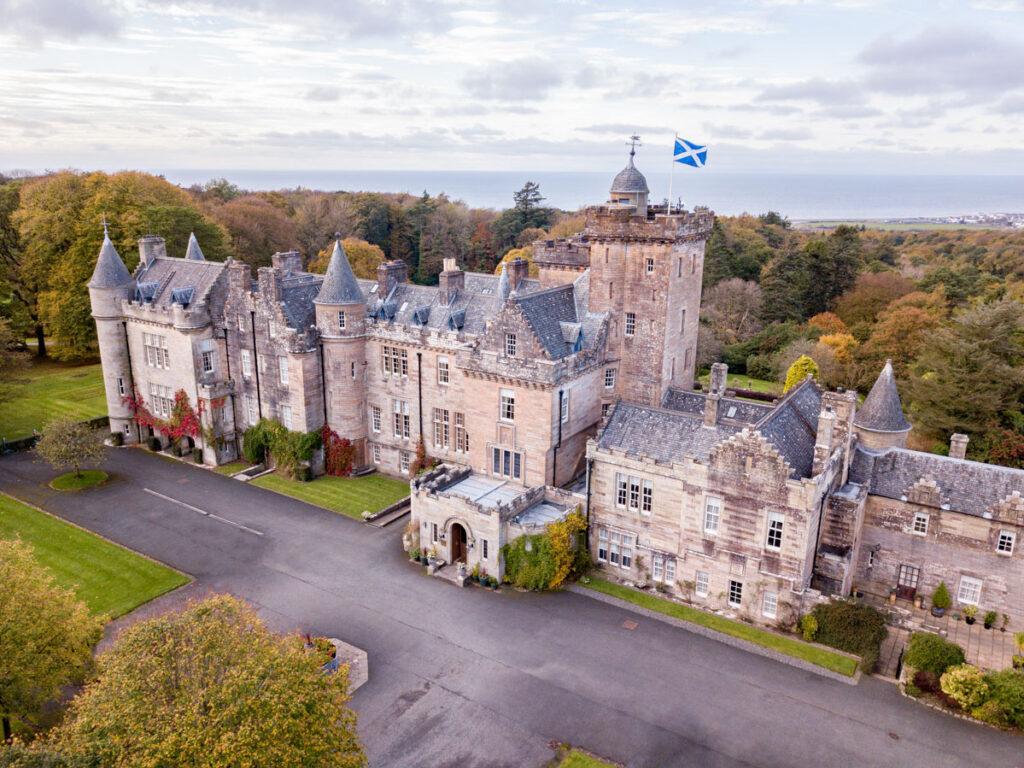 Glenapp Castle | Scotland Staycation Ideas