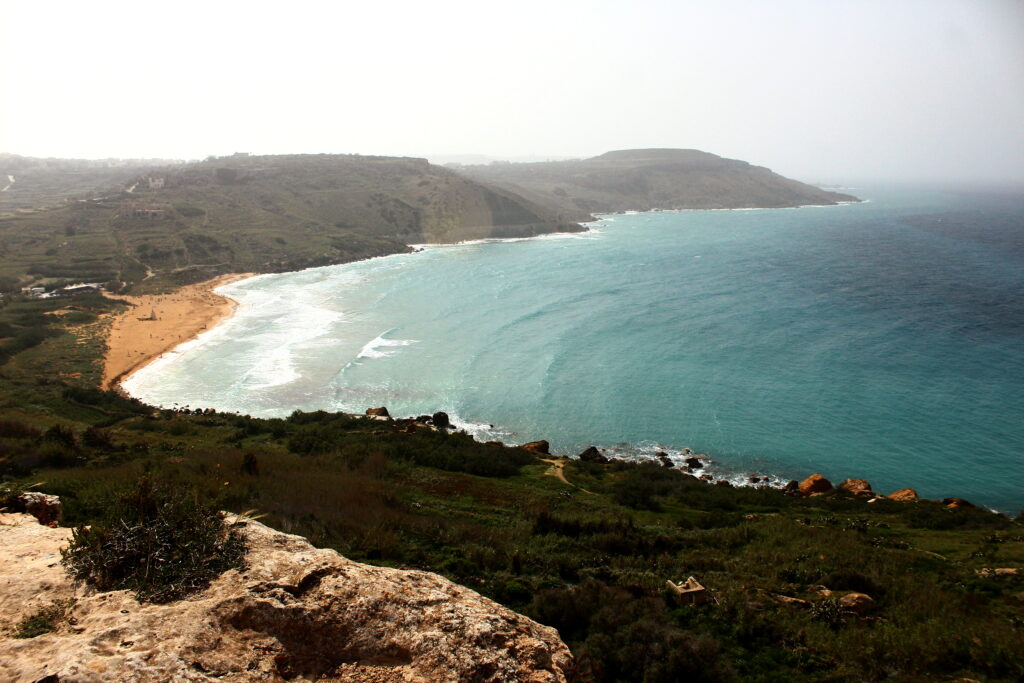 Ramla Bay | Best beaches in Malta & Gozo