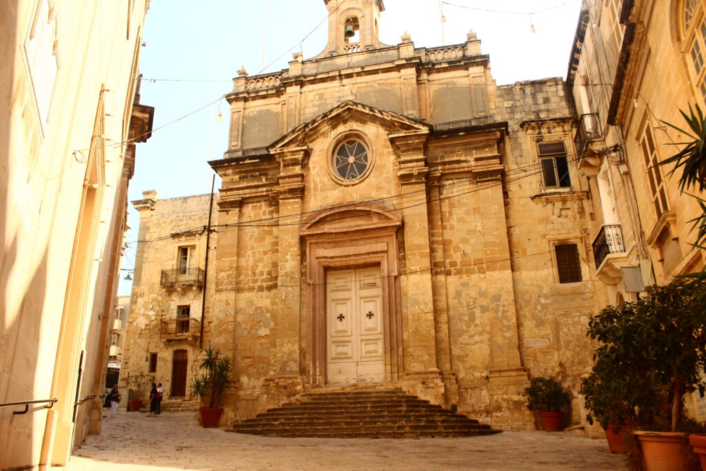The Oratory of St. Joseph | Things to do in Birgu
