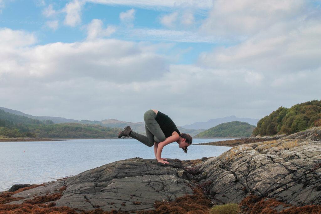 Yoga retreat in Oban