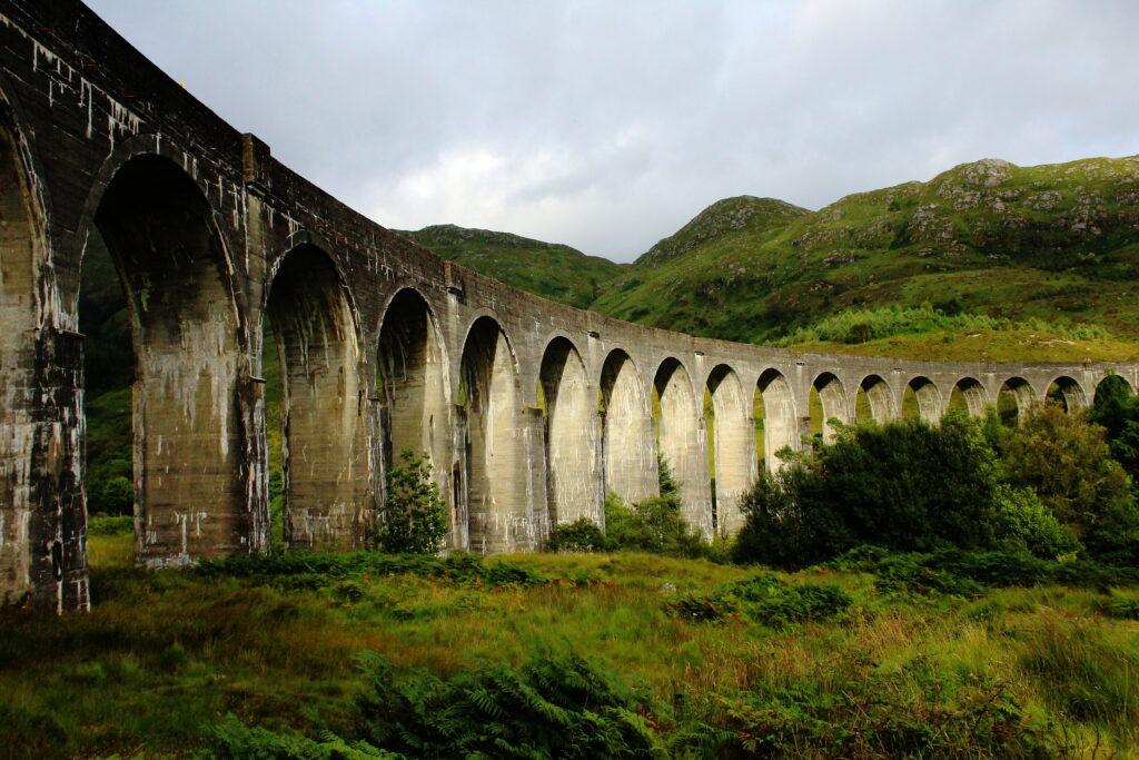 Glenfinnan Viaduct | Scotland Staycation Ideas