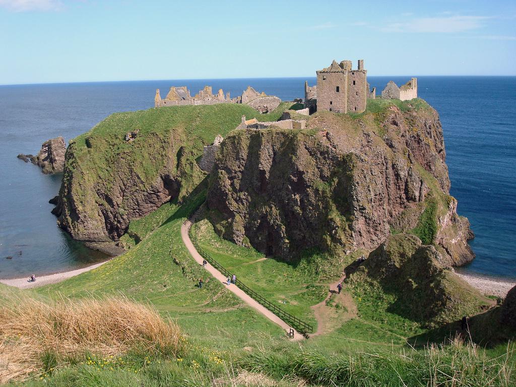 Dunnottar Castle, Stonehaven.