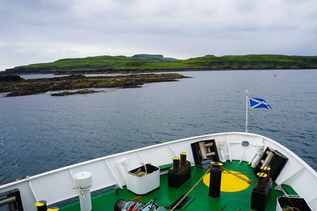 Isle of Muck | Scotland staycation holidays