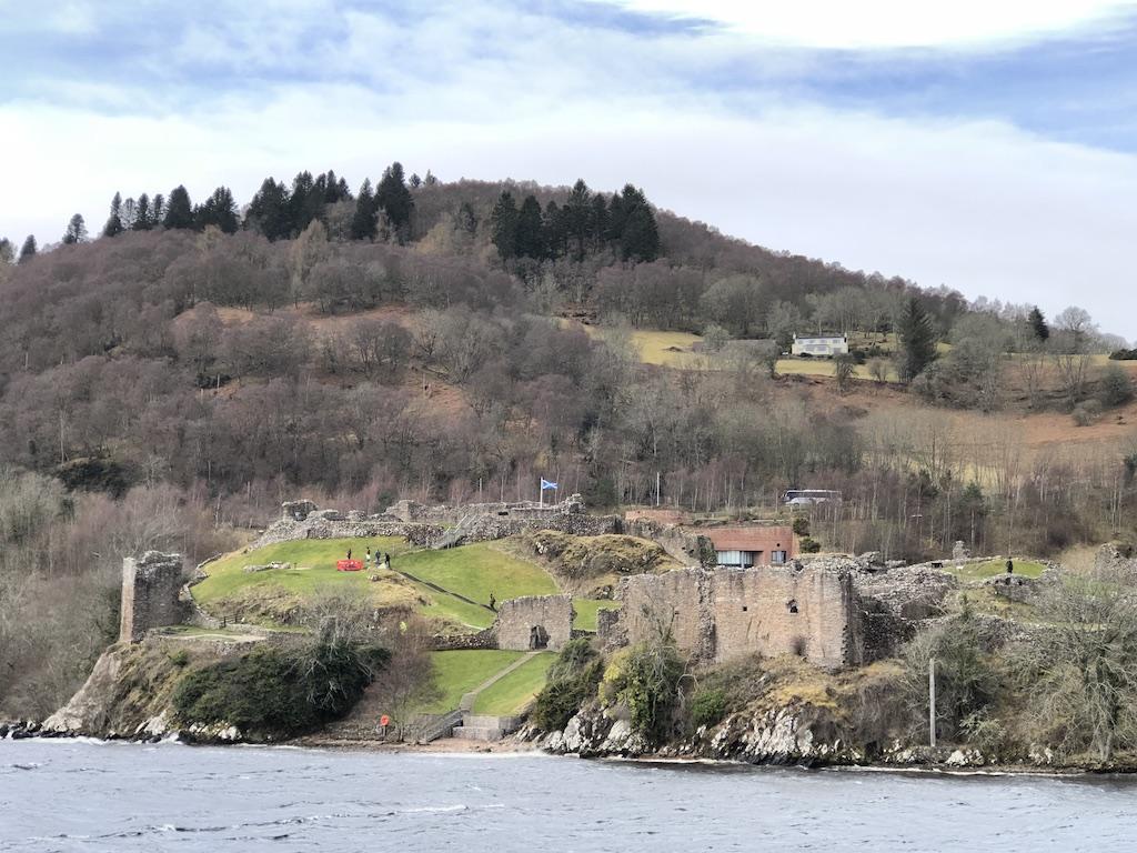 Urquhart Castle | Scotland Staycation Ideas