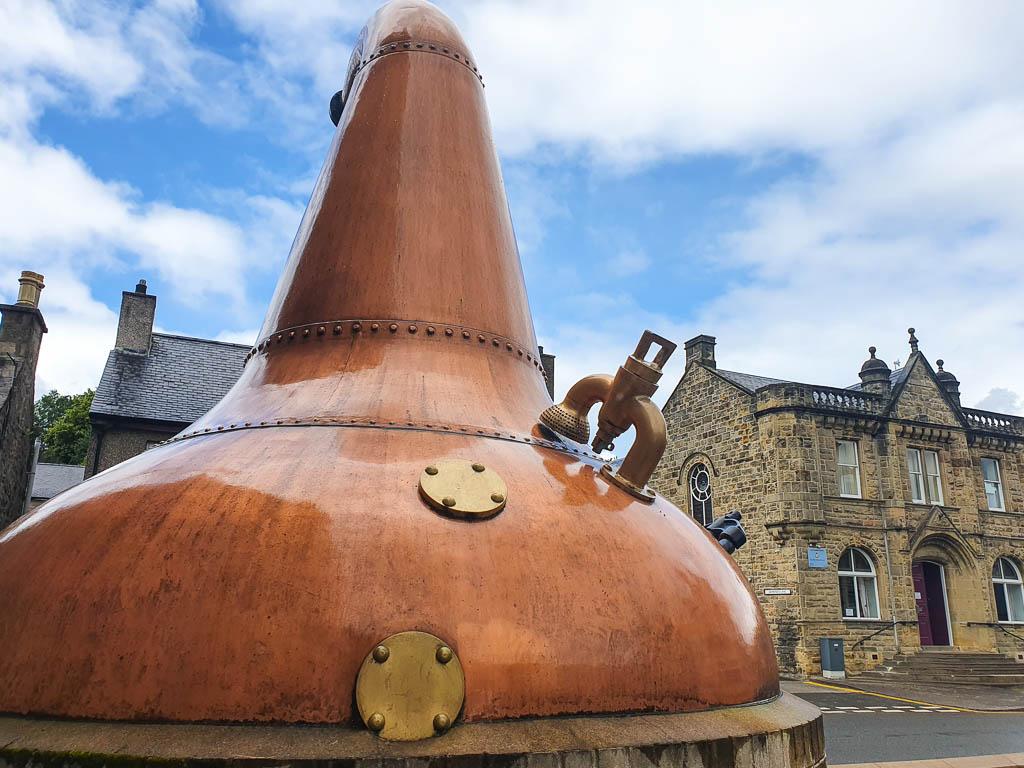 Malt Whisky Trail in Moray Speyside