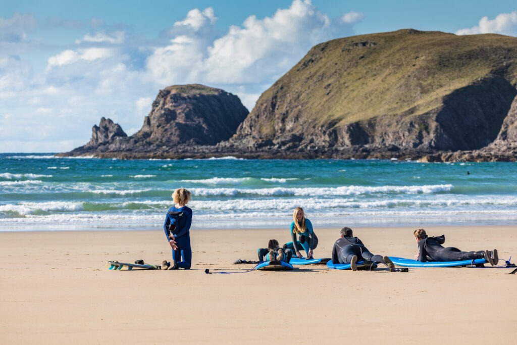 Yoga & Surfing in Sutherland | Yoga retreats in Scotland