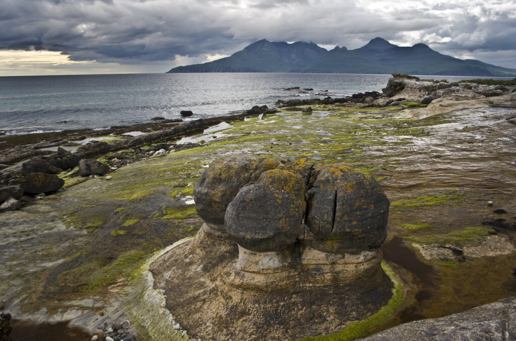 Visiting the Isle of Eigg
